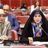 Female Iranian MP elected as member of IPU presiding board