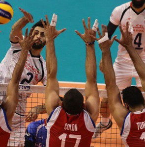 Iran drawn with Russia at FIVB Olympic Qualification