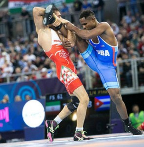 Iran's freestyle team finishes 3rd at U23 World Wrestling C'ships