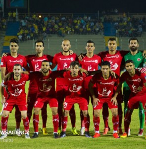 Padideh move top of Iran Professional League