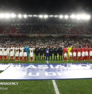 Mehr News Agency - Iran vs Oman in AFC Asian Cup 2019
