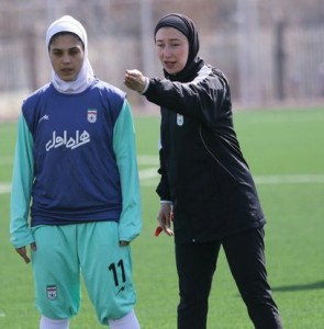 Kuban Spring good warm-up for Iran's woman U19 team: coach