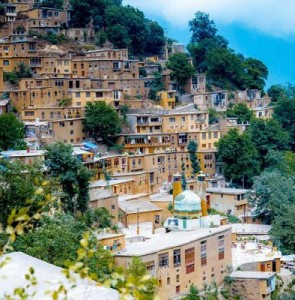 Masuleh, the most beautiful stairs village in Iran