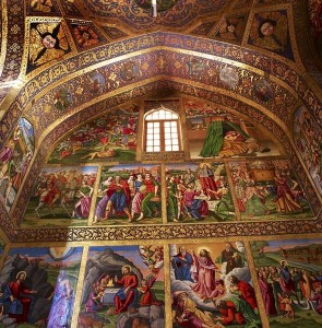 Vank Cathedral: A gorgeous fusion of Islamic, Armenian architecture