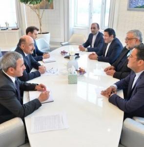 Iranian, Azerbaijani cultural officials meet in Baku