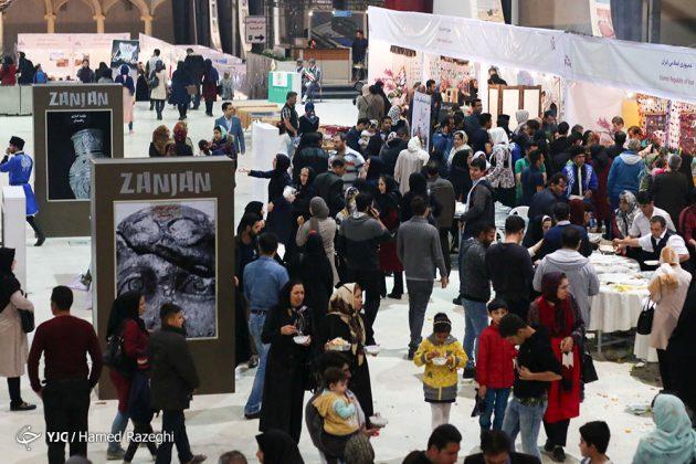 Iran Hosts 4th ECO-Silk Road Food Festival